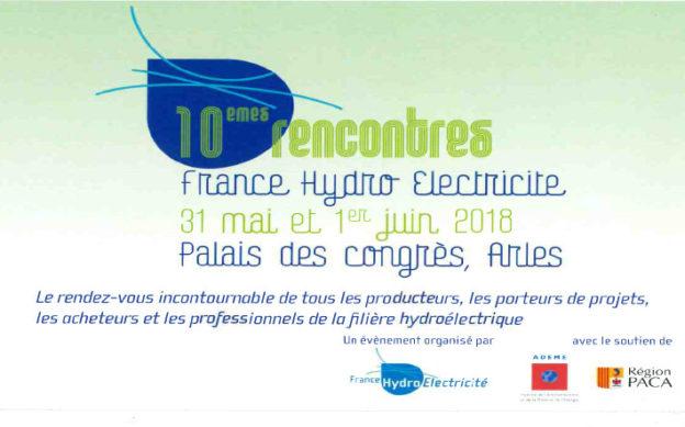 rencontres france hydroélectricité